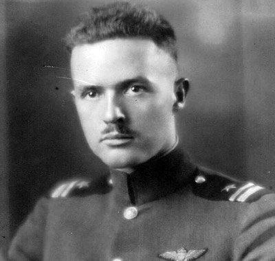 Commander Harold J. Brow, USN