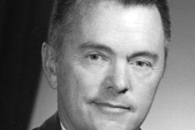 LTG James M. Keck, 1977