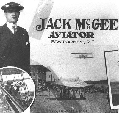 "John F. ""Jack"" McGee"