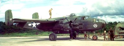 B-25 Mitchell Bombers