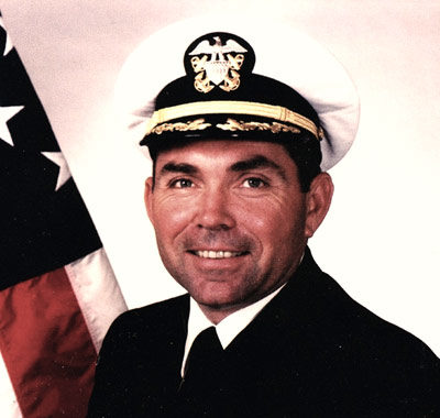 Captain John J. Coonan, Jr., USN