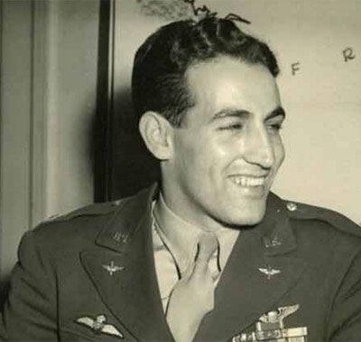 Major John Trevor Godfrey, USAAF