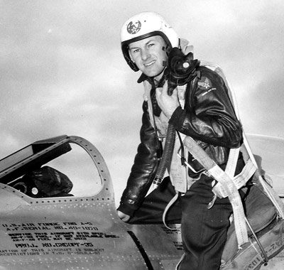 LT George Sutcliffe, USAF